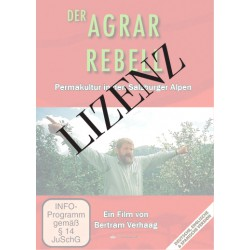 "License ""The Agro Rebel"""
