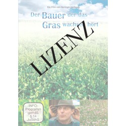 "License ""The Farmer who..."